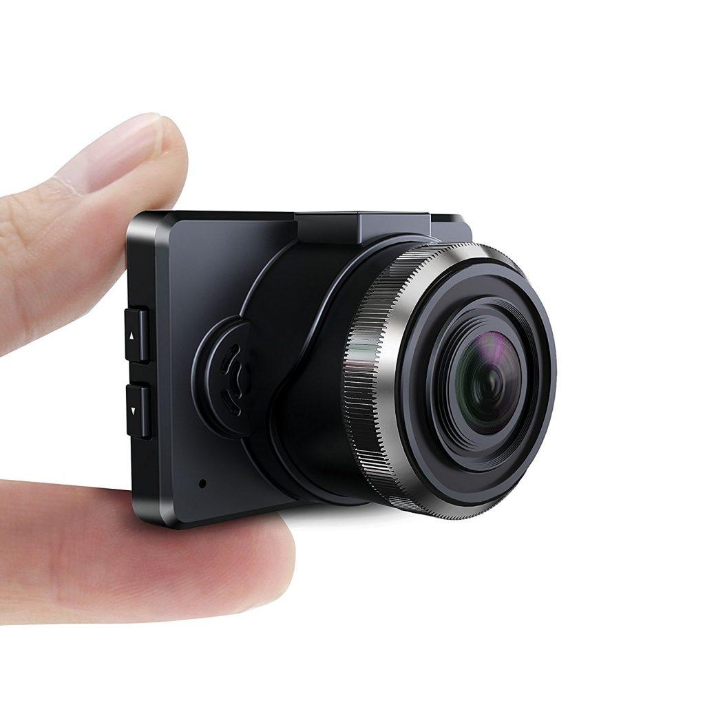 Conbrov T17 Dash Cam Review – World's Smallest Dash Cam