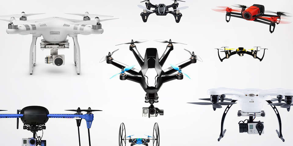 Eleven of the Best Drones Under 100 in 2018