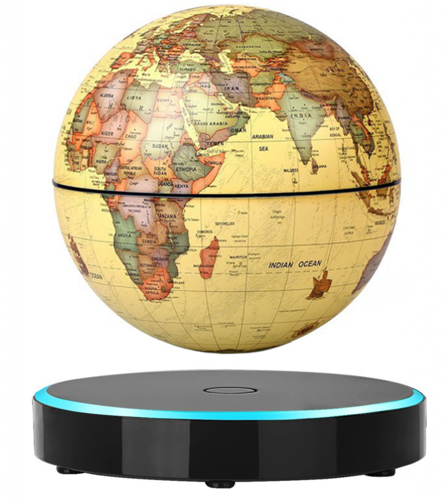 Levitating Globe Review, The Best One I've Used In 2018