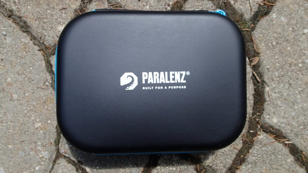 The Paralenz Dive Camera - Even the packaging is sturdy and practical yet stylish.