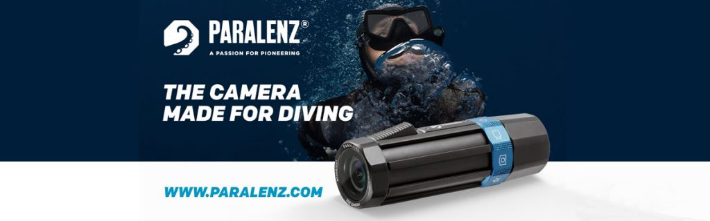 Paralenz: The camera made for diving.