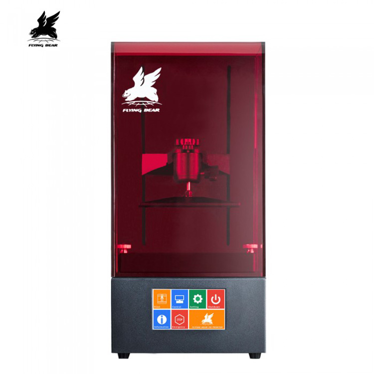 Photo of the Flying Bear DLP 3D Printer
