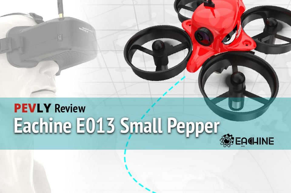Photo: EAchine E013 Small Pepper.