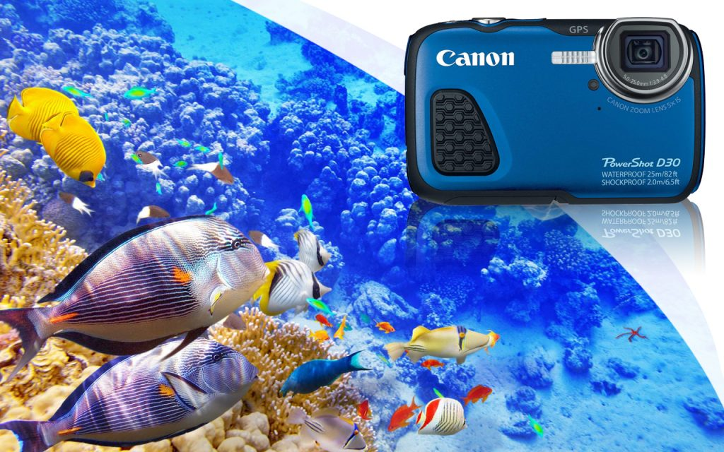 Canon PowerShot D30 featured image