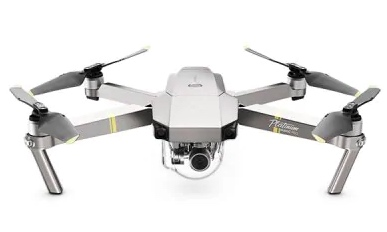 DJI Mavic Pro Platinum Foldable RC Quadcopter