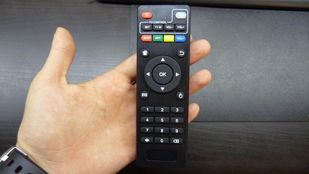 H96 tv remote