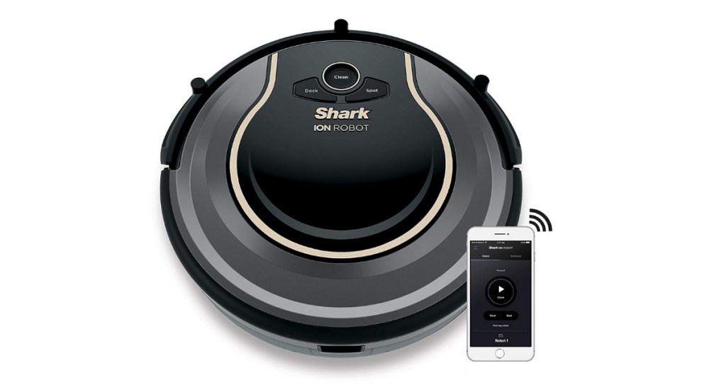 shark ion robot, vacuum, cleaning, vacuum cleaner, smart sensor, voice control, app, brushes, self-cleaning brush, pet hair, robotic vacuum cleaner, floors, clean, dust, battery, debris, dirt, cleaner, remote control, allergens, corners, smart, spinning, furniture