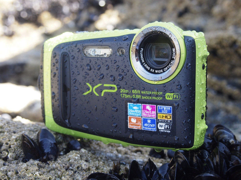 FujiFilm XP125 WaterProof Camera