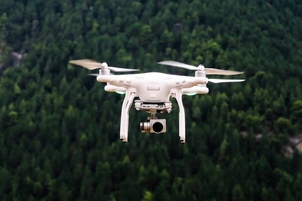 full sized drone