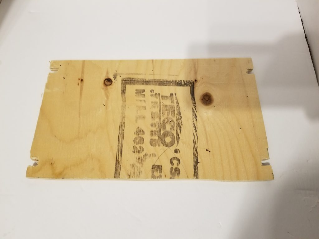 waste board