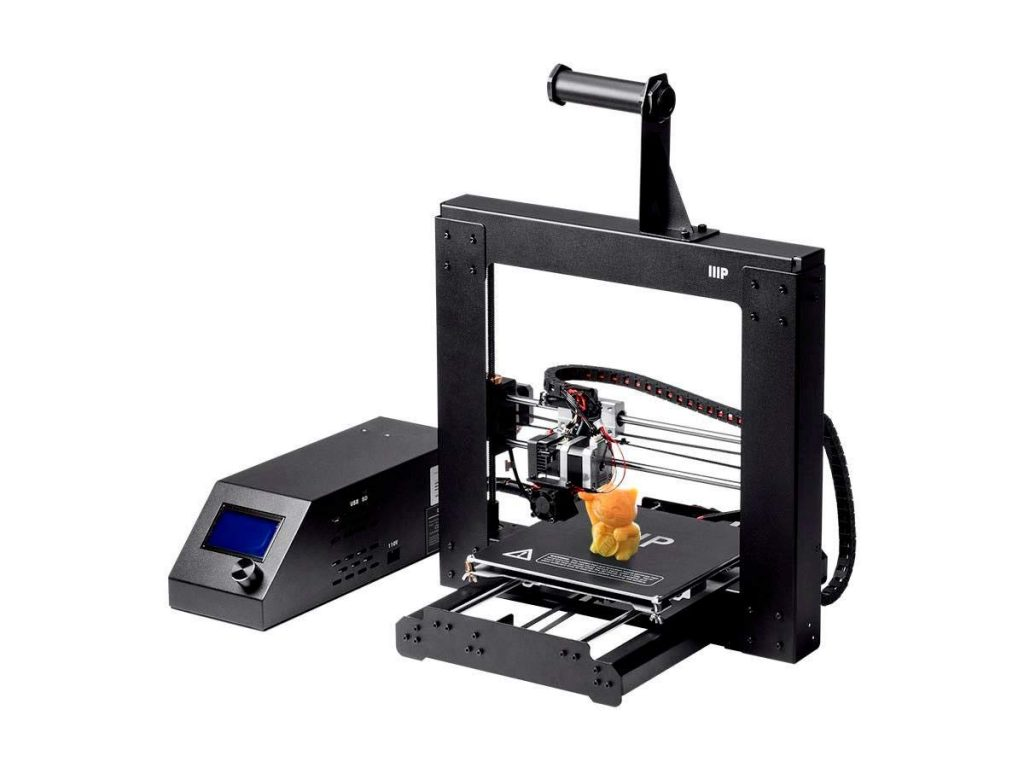 monoprice maker select 3d printer