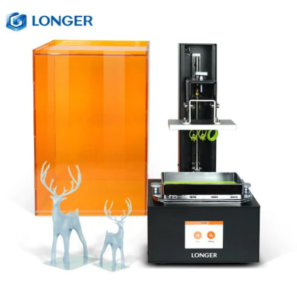 Longer Orange10 LCD3DPrinterresinminiSLA3dprinterAssembledUVLCDlightcuringPrinter